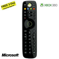 Xbox 360 Media Remote Control Playback DVD/CD works whit Netflix ESPN Xbox Live