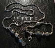 Jette Joop Pure Passion Beads Luxus Kette & Armband & Beads Charm Anhänger