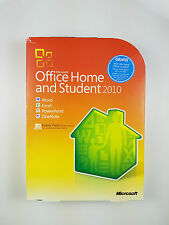 Office 2010 Home and Student DVD Vollversion Deutsch 79G-01904 3PCs Family Pack