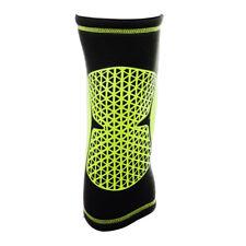 Elastic Breathable Knee Leg Support Brace Sleeve Basketball Gym Patella Wrap