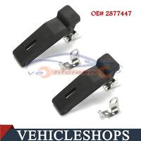 2pcs Polaris Front Cargo Rubber Latch Kit 2877447 For Sportsman 500 550 850 1000