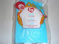 "McDonalds Happy Meal Toy Animals ""Flip The Cat"" NIB 2000"