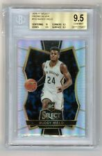 2016-17 Panini Select Rookie Buddy Hield BGS 9.5 Mint Prizm Silver #122 RC