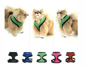 Adjustable Dog Pet Vest Harness Quality Nylon Small/Medium/Large/XL