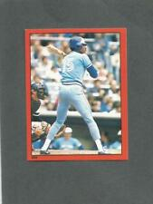 1982 O-Pee-Chee Baseball Sticker Lloyd Moseby #246 Toronto Blue Jays *MINT