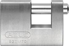 ABUS 82TI/70 Titalium Special Aluminium Monoblock Padlock
