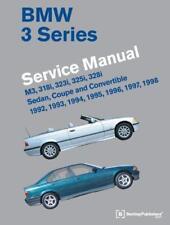 BMW 3 SERIES E36 M3 318i 323i 325i 328i 318 COUPE Owners Service Manual Handbook