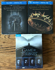 NEW - SEALED Game of Thrones Seasons 1,2,5,6 Blue Ray