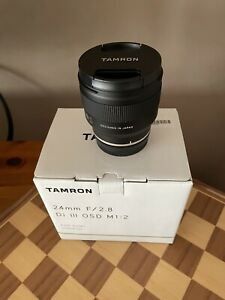 Tamron 24mm F2.8 Di III OSD Lens Sony E-Mount