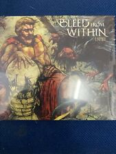 Bleed From Within Empire Cd New Sealed