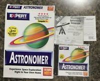 Expert Software Astronomer Space Exploration CD-Rom 1997 Brand New