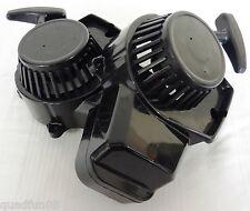 2 x Seilzugstarter Seilzug Pullstarter Anreißer Pocketbike Dirtbike KS schwarz