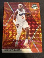 2019-20 Panini Mosaic Montrezl Harrell Reactive Orange - Clippers #98