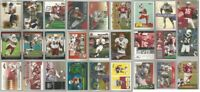 Arizona Cardinals 27 card 2000-2003 insert lot-all different