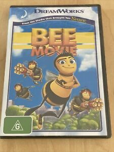 Bee Movie (DVD, 2007) Brand New Sealed Region 4 Dreamworks Jerry Seinfeld