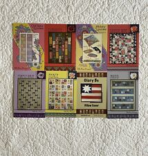 8 x Quilting Pattern Cards