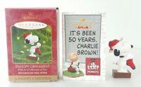 Hallmark Keepsake Christmas Ornament A Snoopy Christmas Fifth in Series Gift