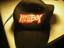 HELLBOY PROMO BASEBALL CAP 2000 HORROR COMICS CHILLER