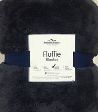 New Ultra Soft Super Plush Queen Size Berkshire Fluffy Blanket Extra Large