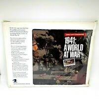 World War II Remembered 1941: A World at War Book WWII USPS Book with Stamps