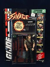 GI Joe Commando Sgt Savage Hasbro 1994