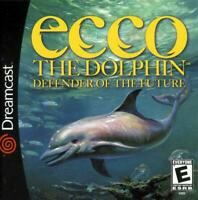 Used - ECCO THE DOLPHIN DEFENDER OF THE FUTURE Sega Dreamcast Game