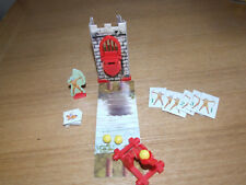 Crystal Maze Board Game 1991 Spare Game Pieces Medieval Zone Pieces