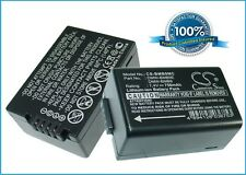 7.4 V Batteria per Panasonic Lumix DMC-FZ47, Lumix DMC-FZ100 LI-ION NUOVA
