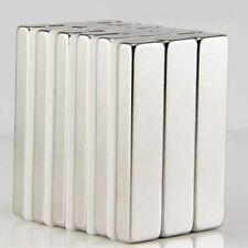 UK 1-50pcs Neodymium Magnets N52 Block Disc NdFeB Rare Earth Craft DIY Magnet