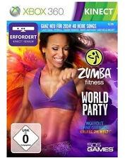 Zumba Fitness World Party Xbox 360