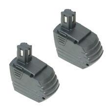 2x Premium Batterie 15,6 V 2200 mAh pour Hilti sf151a sfl12/15 sf150a sf151 sf151-a