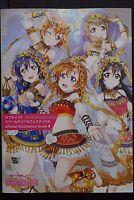 JAPAN Love Live! School Idol Festival Official Illustration Book 4