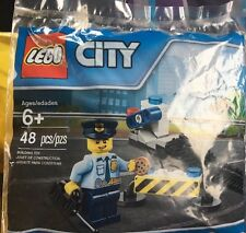 LEGO CITY POLICE POLYBAG # 6182882 ~ EXCLUSIVE!  New! Sealed Road Block