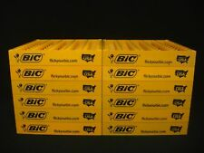 12 Bic Empty Display Tray For 50 Regular size Lighters Counter Top Rack (Used)