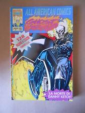 ALL American Comics #42 1993 Ghost Comic Art  [G967]