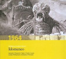 Mozart: Idomeneo / Pavarotti: 1964 Glyndebourne debut recording, Janowitz