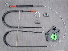 1998 Seat Cordoba 2/3 Puertas Ventana Regulador Kit de reparación de derecho del Reino Unido Lado Conductor