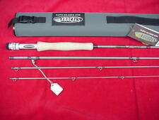 St Croix Bank Robber Rod 9ft #6 Line Designed By Kelly Galloup GREAT NEW