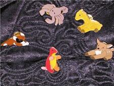 Cute Animals Lapel Pins & Hat Pin Tie Tacs #29