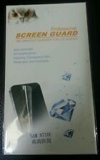 HD Screen Guard Protector Film Cover for Samsung Galaxy Note II