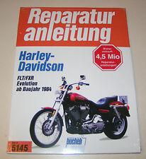 Reparaturanleitung Harley Davidson FLT / FXR Evolution Engine 1340 - ab 1984!
