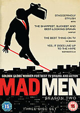 Mad Men - Complete Season 2   (DVD  2009)BRAND NEW SEALED