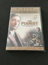 The Pianist (Dvd, Widescreen) Oop, Very Rare, Factory Sealed!