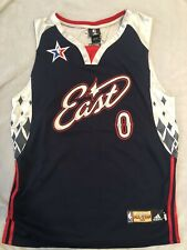 Gilbert Arenas Authentic 2007 NBA All Star Game Wizards Jersey Size 44 (Large)