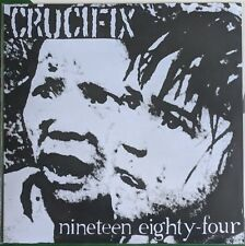 """CRUCIFIX NINETEEN EIGHTY-FOUR  7"""" SINGLE RE ISSUE NEW MINT UNPLAYED"""