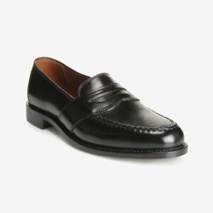 Allen Edmonds Randolph Shell Cordovan Loafer (Black or Burgundy SHELL cordovan)