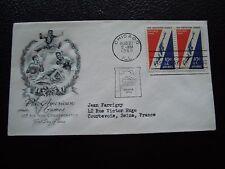 ETATS-UNIS - enveloppe 1er jour 27/8/1959 (L1) united states