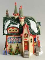 Dept 56 NORTH POLE VILLAGE Santa'S Light Shop 2274129