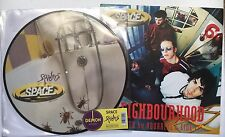 SPACE - SPIDERS PICTURE DISC 500 ONLY RECORD + NEIGHBOURHOOD 12'' VINYL