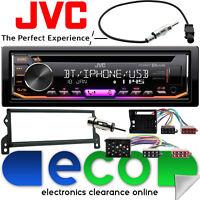 BMW Mini R50 R52 R53 JVC Bluetooth CD MP3 USB Car Stereo & Fascia Fitting Kit